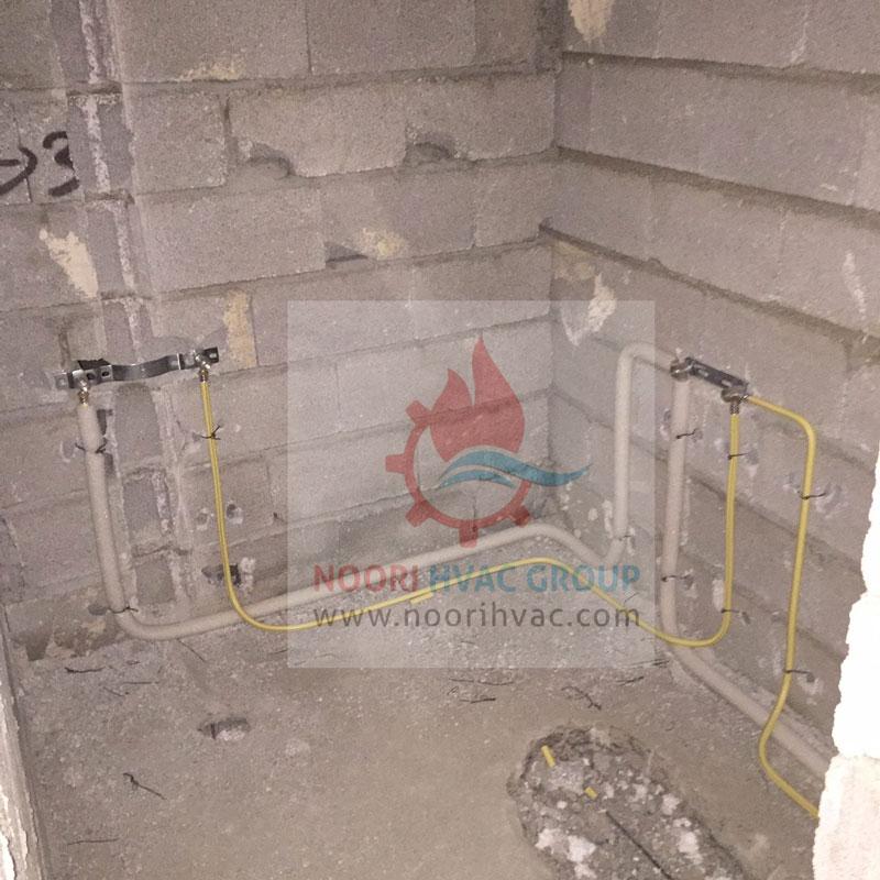 اصول لوله کشی ساختمان – لوله کشی فاضلاب قسمت 3